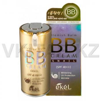 ББ крем с улиточным муцином №21 от Ekel