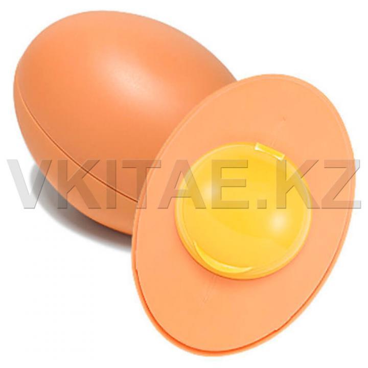 Очищающая пенка с яичным желтком от Holika Holika