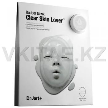 Альгинатная маска с очищающим эффектом от Dr.Jart