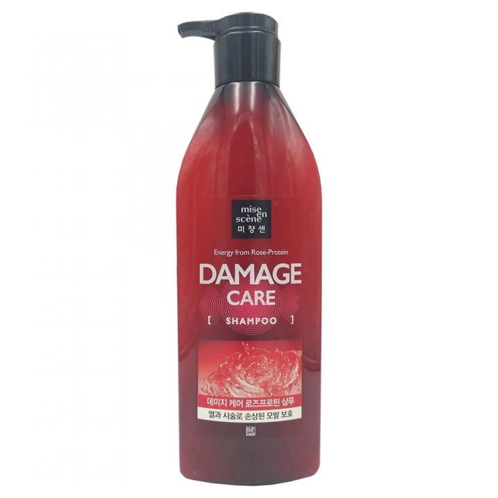 Питательный шампунь для поврежденных волос от Mise En Scene