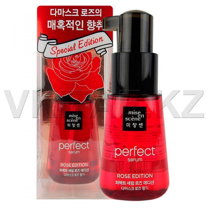 Сыворотка для волос с маслом розы от Mise En Scene