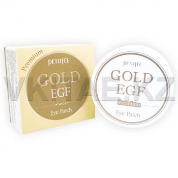 Гидрогелевые патчи с экстрактом золота от Petitfee