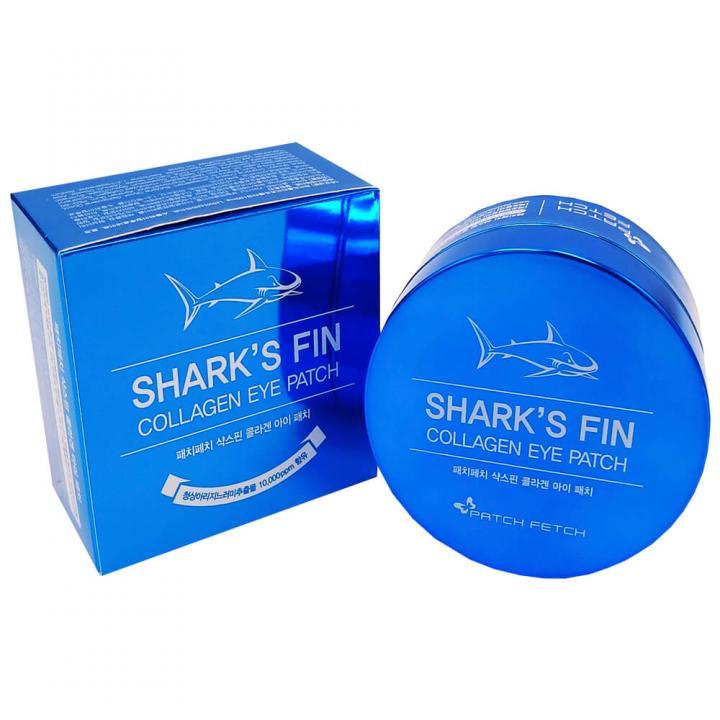Патчи с экстрактом акульего плавника от Patch Fetch