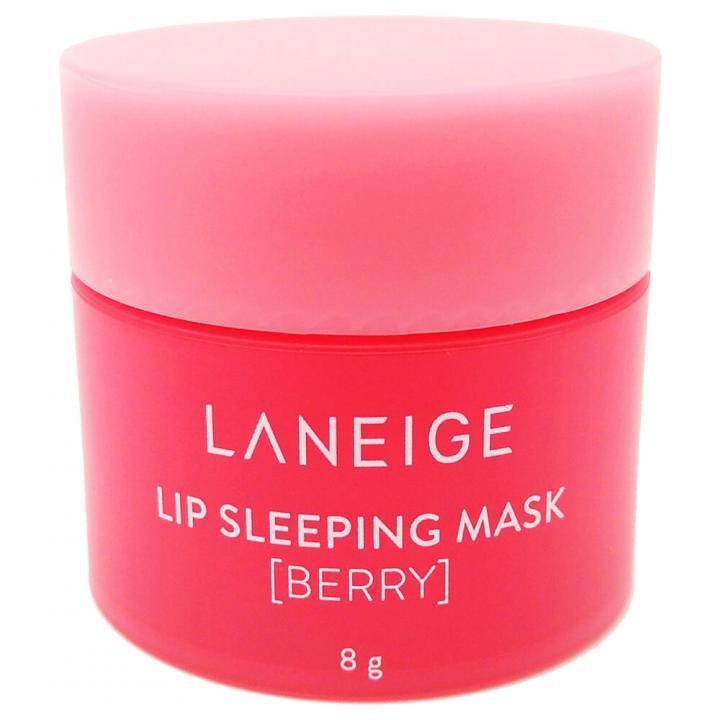 Ночная маска для губ с ягодным ароматом от Laneige