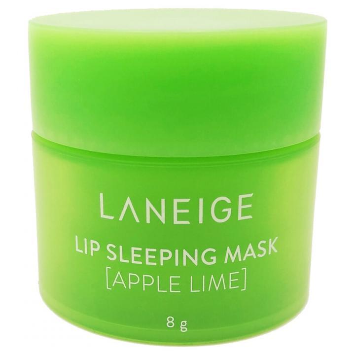 Ночная маска для губ с фруктовым ароматом от Laneige