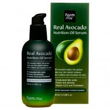 Питательная сыворотка с авокадо от FarmStay