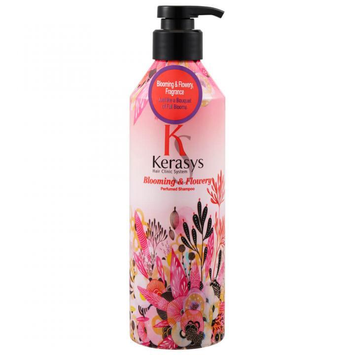 Парфюмированный шампунь Цветочный аромат от Kerasys