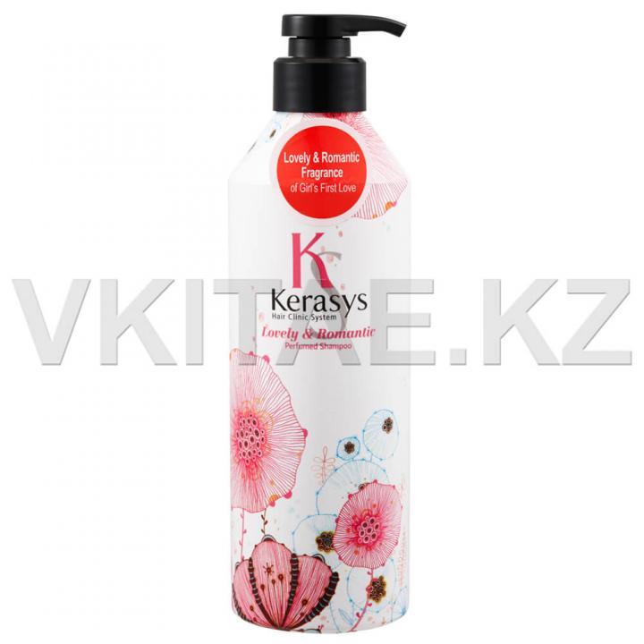 Парфюмированный шампунь Романтик от Kerasys