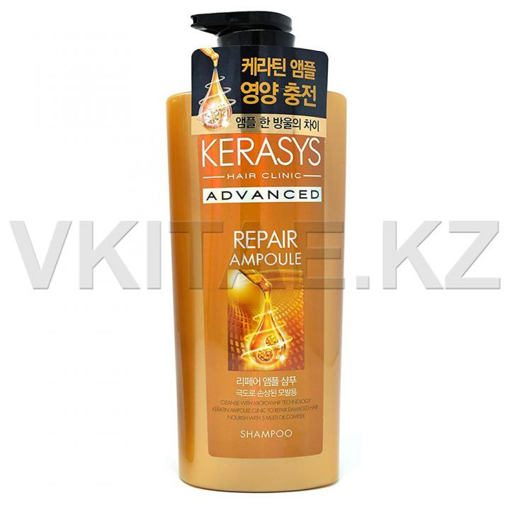 Восстанавливающий шампунь с кератином от Kerasys