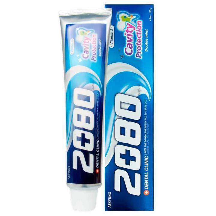Зубная паста с мятой против кариеса от 2080