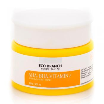 Обновляющий крем с кислотами от Eco Branch