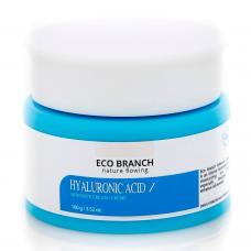 Насыщенный крем с гиалуроновой кислотой от Eco Branch